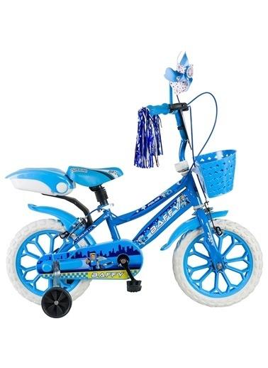 Tunca Tunca Baffy 15 Jant 3 - 6 Yaş Çocuk Bisikleti Mavi